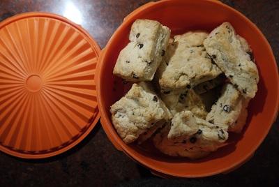 cream scones
