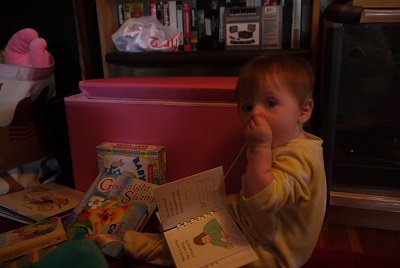 Lilli and her books