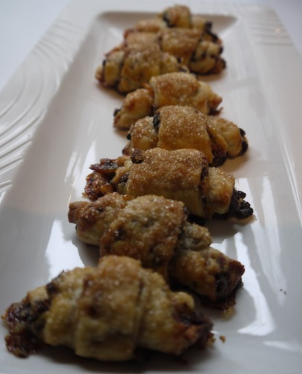 rugelach finished
